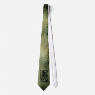ancient sacred african symbols neck tie