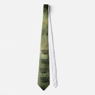 ancient sacred african symbols tie
