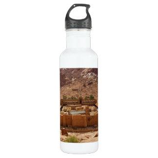 Ancient Saint Catherine's Monastery Sinai Egypt 24oz Water Bottle