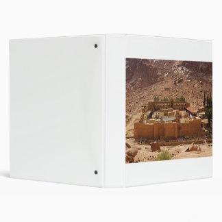 Ancient Saint Catherine's Monastery Sinai Egypt Binder