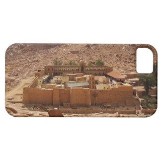 Ancient Saint Catherine's Monastery Sinai Egypt iPhone 5 Cases