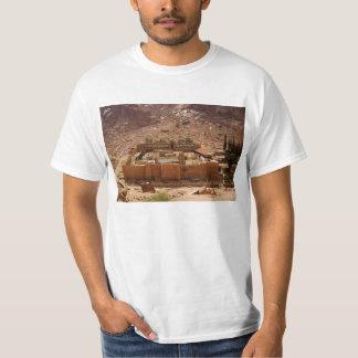 Ancient Saint Catherine's Monastery Sinai Egypt T-shirt