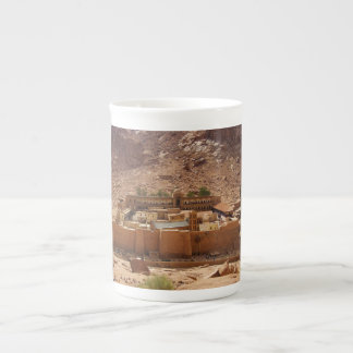 Ancient Saint Catherine's Monastery Sinai Egypt Tea Cup