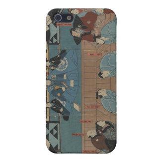 Ancient Samurai Leader circa 1800s iPhone SE/5/5s Case