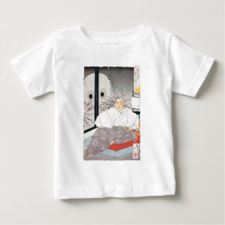 Ancient Samurai Painting Baby T-Shirt