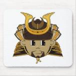 Ancient Samurai Warrior Mousepad