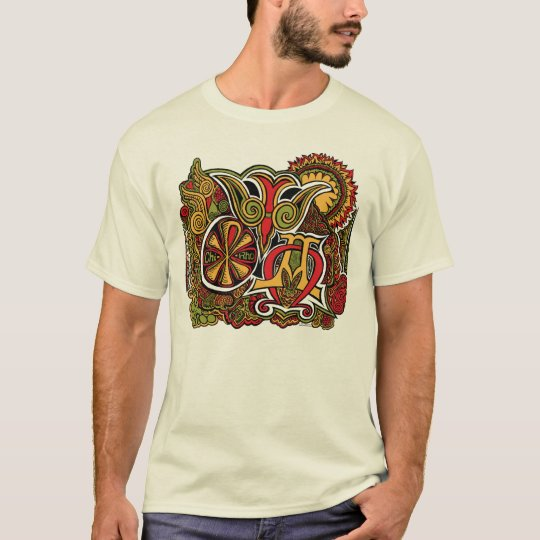 'Ancient Signs'  [full color] T-Shirt