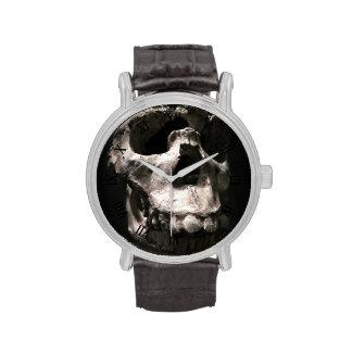 Ancient Skull watch