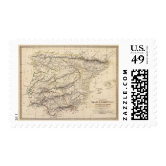 Ancient Spain, Portugal Postage