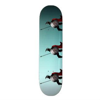 Ancient Spartan Warrior Skateboard Deck