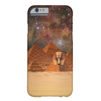 Ancient Sphynx in Space Phone Case