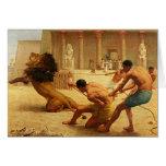Ancient Sport by Kilburne Card