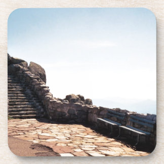 Ancient Stair Case Beverage Coaster
