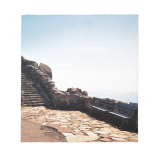 Ancient Stair Case Memo Pad