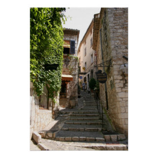 Ancient Stairway Print