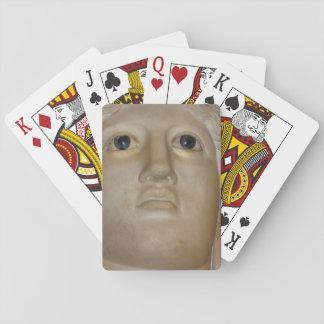 Ancient Statue Roman Goddess Fine Art Poker Cards
