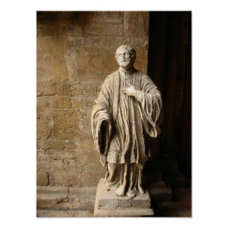 Ancient statute poster