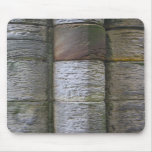 Ancient Stone Pillars Mouse Pad