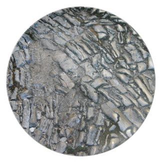 Ancient Stone Plate