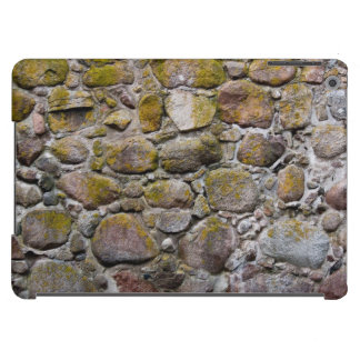 Ancient stone wall case for iPad air