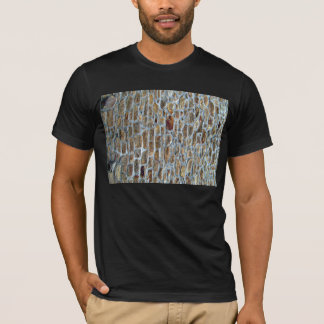 Ancient Stone Wall Texture T-Shirt