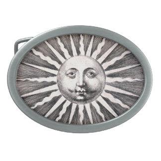 Ancient Sun Belt Buckle