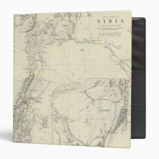 Ancient Syria to Sinai 3 Ring Binders