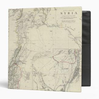 Ancient Syria to Sinai Binder