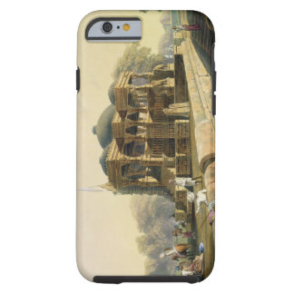 Ancient Temple at Hulwud, from Volume I of 'Scener Tough iPhone 6 Case
