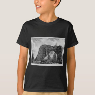 Ancient temple commonly known as the Health T-Shirt