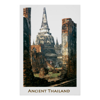 ANCIENT THAILAND poster