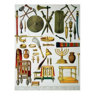 Ancient Times Postcard