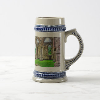 Ancient Tintern Abbey 7 Cistercian Monastery Wales Beer Stein