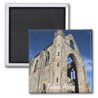 Ancient Tintern Abbey, Cistercian Monastery, Wales Refrigerator Magnet