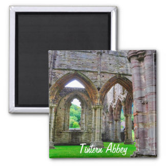 Ancient Tintern Abbey, Cistercian Monastery, Wales Magnet