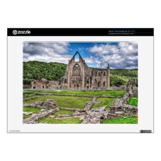 Ancient Tintern Abbey Cistercian Monastery, Wales Decal For Acer Chromebook