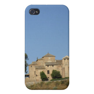Ancient Toledo Home for iphone 4 Case