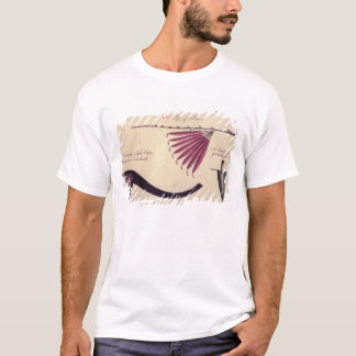 Ancient tomahawk, peace pipe and dagger, c.1590 T-Shirt