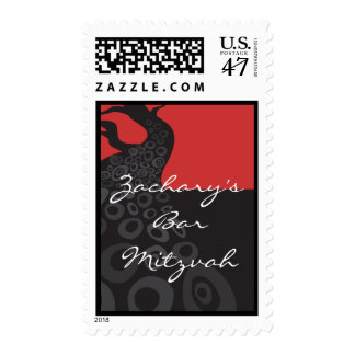 ANCIENT TREE Matching Postage Stamp
