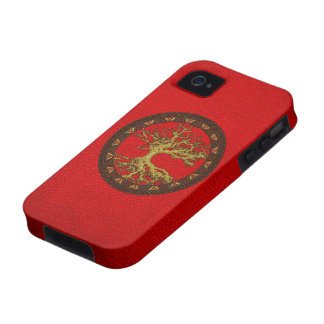 Ancient Tree of Life Case-Mate iPhone 4 Cover