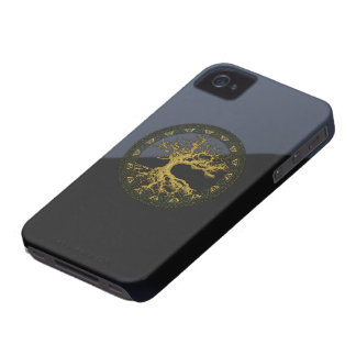 Ancient Tree of Life Case-Mate iPhone 4 Case