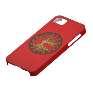 Ancient Tree of Life iPhone 5 Case