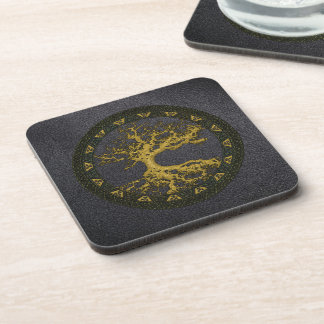 Ancient Tree of Life Drink Coaster