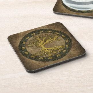 Ancient Tree of Life Coasters
