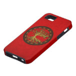 Ancient Tree of Life iPhone 5 Cases