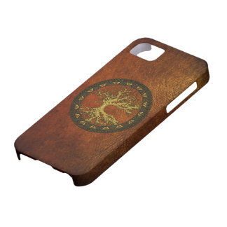 Ancient Tree of Life iPhone SE/5/5s Case
