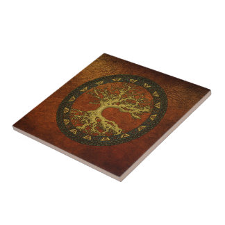 Ancient Tree of Life Tile