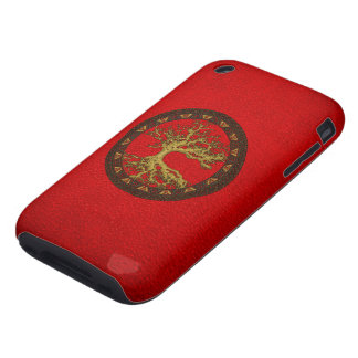 Ancient Tree of Life Tough iPhone 3 Case