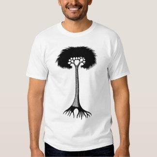 Ancient tree shirt