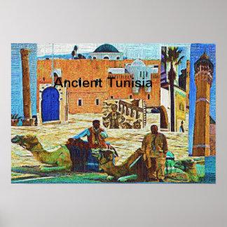Ancient Tunisia Poster